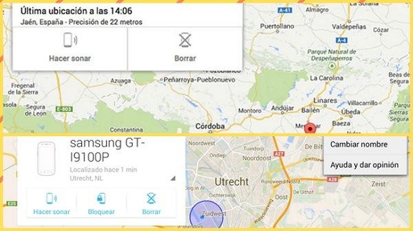 aplicacion para saber ubicacion de otro celular