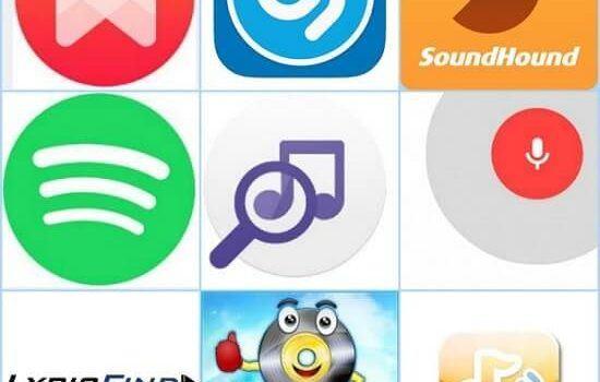 aplicaciones para encontrar musica