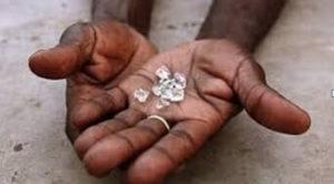 como encontar diamentes en la tierra