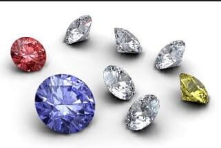 como encontrar diamantes puros