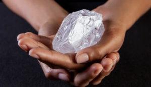 diamante encontrado en botswana