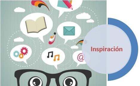 maneras de encontrar inspiracion