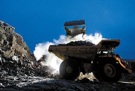 trabajo realizado de mineria