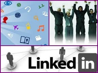 usar las redes sociales para encontrar trabajo