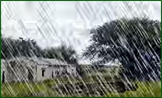 como guardar el agua de lluvia