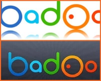 página de contactos Badoo
