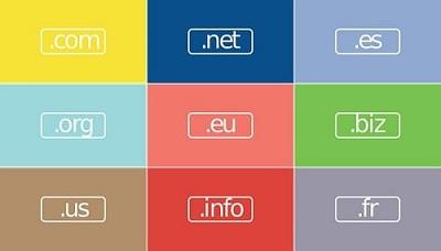 escoger un dominio para web
